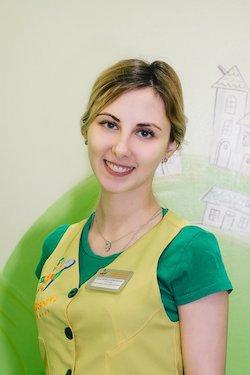 Аксёнова (Сергеева) Екатерина Константиновна