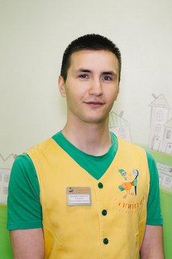 Симонов Дмитрий Викторович