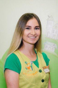 Стоянова Полина Александровна