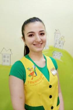 Кадирова Айя Миргазовна